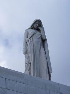 Vimy Ridge Memorial