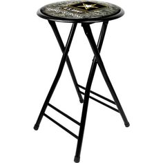 Special Offers - United States Army Cushioned Folding Stool 24 - In stock & Free Shipping. You can save more money! Check It (May 16 2016 at 09:25PM) >> http://sofaarmchairusa.net/united-states-army-cushioned-folding-stool-24/