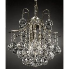 French Empire Crystal Chandelier Chandeliers Lighting , SILVER , X , 3 Lights Want to buy for my sweet heart table