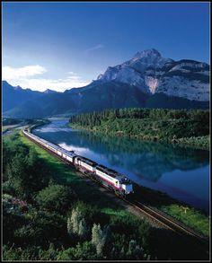 *미국을 기차로 여행하는 방법*