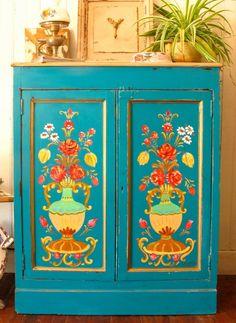 Mueble Esmeralda