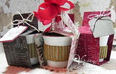 K Cups Gift Holder - Verve Stamps Inspiration Gallery