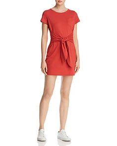 713959d8df84 Rebecca Minkoff Mary Tie-Waist T-Shirt Dress Women - Bloomingdale s