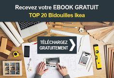 Ebook - Top 20 Bidouilles Ikea