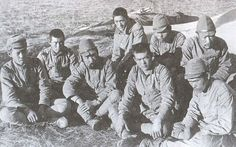 Халхин-Гол. Вторая русско-японская война   Русская семерка