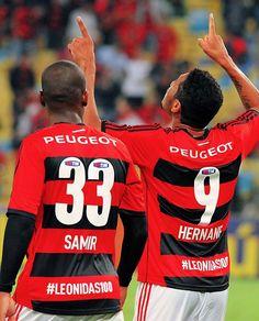 Brasileirão. Flamengo 2 x 1 Vitória.