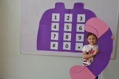 Karıncalarımız Telefon Numaralarını Öğreniyor : Kolej : Özel Okul : İhlas Koleji Anaokulu - İlkokul - Ortaokul - Fen Lisesi - Anadolu Lisesi - Bilişim Teknolojileri - RTV