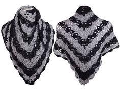 236 Besten Schals Bilder Auf Pinterest Crochet Scarves Shawl