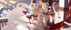 Princess of the sky kingdom Wallpaper Wallpaper Abyss World Wallpaper, Wallpaper Backgrounds, Monster Characters, Anime Life, Girls World, Fantasy Girl, Yandere, Image Boards, Background Images
