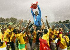 Mamelodi Sundowns were crowned Absa Premiership champions for the season. Soccer, Sky, Seasons, Sports, Painting, Heaven, Hs Sports, Futbol, European Football