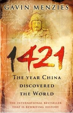 Buy 1421: The Year China Discovered The World - Paperback on Bookshopee.com at Rs. 479.2