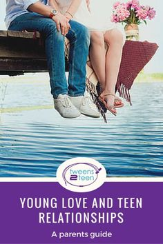 Ten tips for parents to guide their teens through their first relationships.