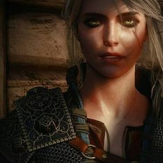 """""""Mi piace"""": 34, commenti: 1 - Ciriously_Gaming (@a_cirious_gamer) su Instagram: """"I'm back!!!! Missed my #witcher3 posts Repost @tor.zireael  #ciri #witcher3wildhunt #witcher…"""""""