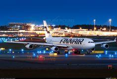 Finnair OH-LQF aircraft at Helsinki - Vantaa photo