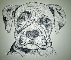 #art pointillism
