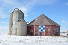 18) Joe and Jerry Ratajczak - Kewaunee County Area Barn Quilts