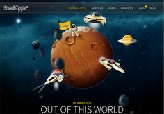 Best Trends of Website Designs in 2013