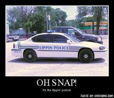 flippin police @Amanda Flickema like the flipping teacher! (its a whole town!!!!)