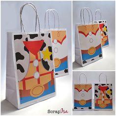 Apaixonadas por essas sacolas Woody e Jessy que eu fiz para a minha cliente. Kit Toy Story. #festatoystory #toystory #partytoys #disney #encontrandoideas #fazendoafesta #sacolapersonalizada #scrapisa #scrapfesta #festejarcomamor #silhouettebrasil #festapersonalizada