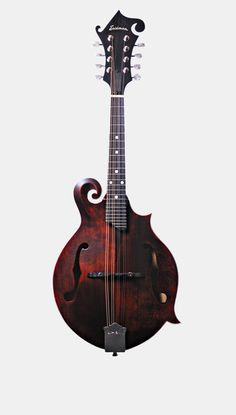 Eastman Guitars MD315 F-Style Mandolin. My most recent addition to my collection!