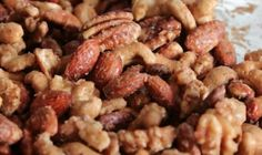 Sweet, Salty, Spicy Party Nuts Video - Allrecipes.com