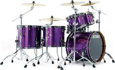 drum kits   drum kit - Brand New 6 Pc. Tama Starclassic Bubinga