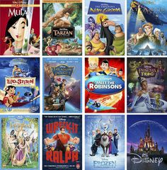 50 things you might not know about your favorite Disney films, 1998-2013 edition | Deseret News