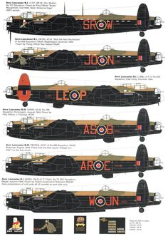 Air Force Aircraft, Ww2 Aircraft, Military Aircraft, Lancaster Bomber, Ww2 Planes, Aircraft Design, Military Weapons, Royal Air Force, World War Two