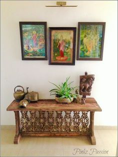 Indian Home, Indian Home Décor, Devi, Ishwara.