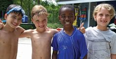 Bring on SUMMER! Coppermine Fieldhouse Summer Camps offer fun-filled activities, sports, arts, day trips, and adventure for campers of all ages! #campguide