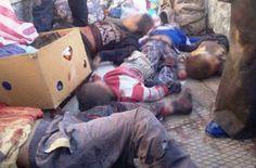Aktivis: Serangan udara teroris Syiah Suriah gugurkan 12 muslim, termasuk tujuh anak-anak - MUKMINUN.COM  http://www.mukminun.com/2013/12/aktivis-serangan-udara-teroris-syiah.html