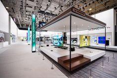 rgb | LG Messestand IFA 2016 Berlin - Lichtgestaltung und Fachplanung rgb