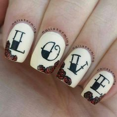 29 Best Valentine's Day Nails for 2018 - Hashtag Nail Art