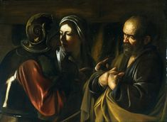 Feed My Sheep, Free Canvas, Caravaggio, Chiaroscuro, Michelangelo, Tile Art, Triptych, Denial, Poster Size Prints