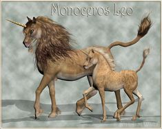 Monoceros Leo by *Daio on deviantART