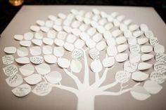 Quelques idées à creuser pour le livre d'or... Wedding Events, Our Wedding, Dream Wedding, Weddings, Guest Book Tree, Blog Planning, Paper Tree, Wedding Images, Wedding Favors