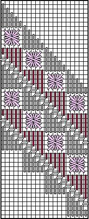 барджелло вышивка схемы