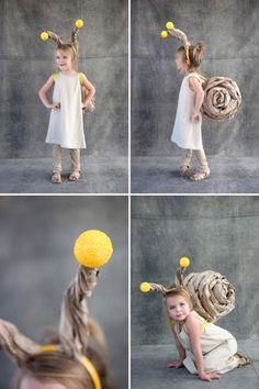 Déguisement escargot pour enfant