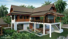 บ้านสวย Thai house