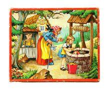 Hans en Grietje puzzel -De Oude Speelkamer