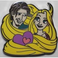 Pin 95868 Disney Couples - Mystery Pack - Flynn Rider and Rapunzel
