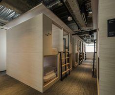 superfuture :: supernews :: tokyo: unplan hostel opening © aida atelier / photography: tatsuya noaki