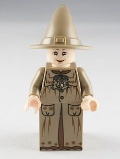 LEGO Harry Potter: Professor Sprout Minifigure: Amazon.co.uk: Toys & Games