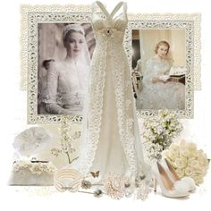 """""""Unforgettable Grace..."""" by albaor ❤ liked on Polyvore"""