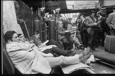 paris riots 1968