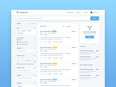 Check out the new Job search page for Hubstaff Talent that we posted on Dribbble like it?