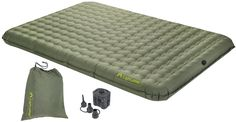 Best Camp Bed Reviews: Comparisons Features Specs Photos Videos Guide. ALPS Coleman Lightspeed Desert Walker Exped Therm-A-Rest Byer Tough Intex Disc-O-Bed. #campingbed #campbeds #campingcots #foampads #foammattresses #inflatablepads Camping Cot, Camping Mattress, Air Mattress, Camping Gear, Backpacking, Bed Reviews, Outdoor Gear, Alps, Specs