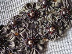 Image result for fabric yoyo crafts bracelet