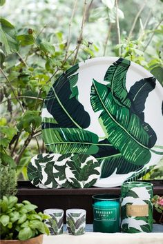 Nouveautés H&M Home 2016 : L'urban jungle arty - Marie Claire Maison -> Mainstream can be cool too?