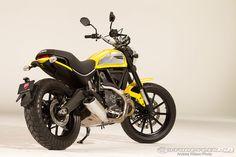 Hello sexy! Ducati scrambler